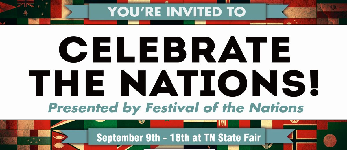 Celebrate The Nations 2016