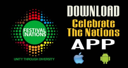 Celebrate The Nations App